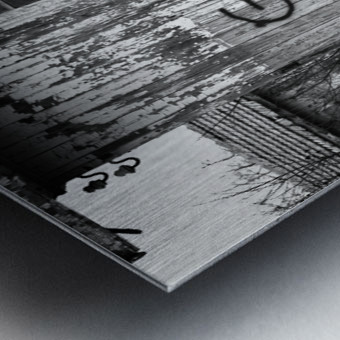 Bunagalow Metal print