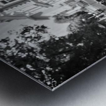 City Faucet Metal print