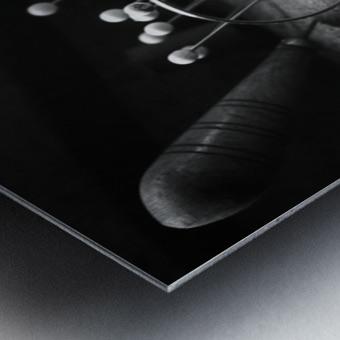 Pincushion Metal print
