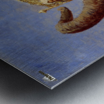 The Rajahs Elephant Metal print