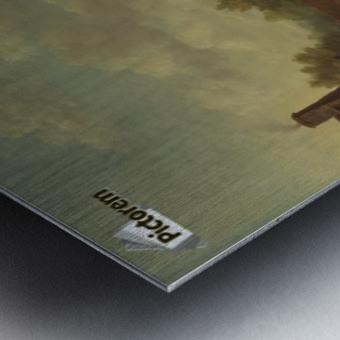 Pitlessie Fair Metal print