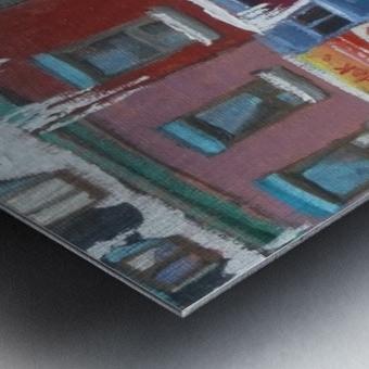 Tabagie Metal print