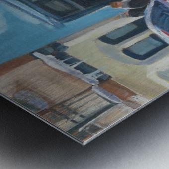 The Book Shop McGill Ghetto Metal print
