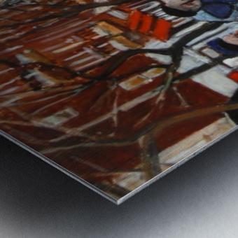 Safe Passage Metal print