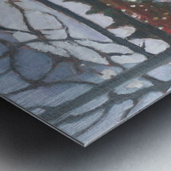 The Ritz Montreal Metal print