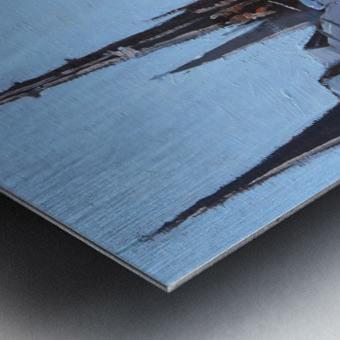 Charlottetown PEI Metal print