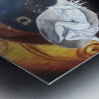 Premonition Metal print