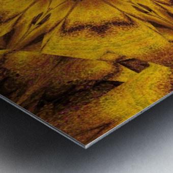 Spiritual Sunshine  39 Metal print