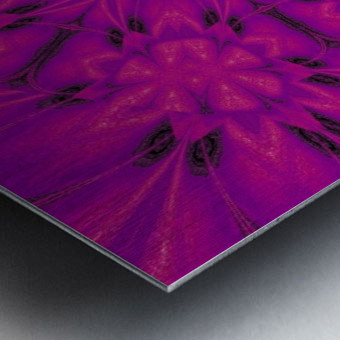 Purple Desert Song 32 Metal print