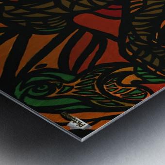 Tree Of Illusions Metal print