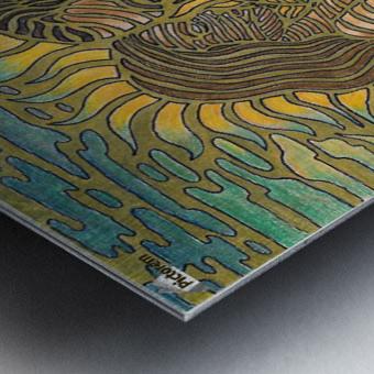 Nurture Metal print