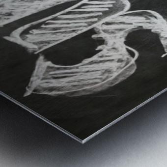 Success Hunters Metal print
