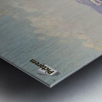 Franzasische Riviera Metal print