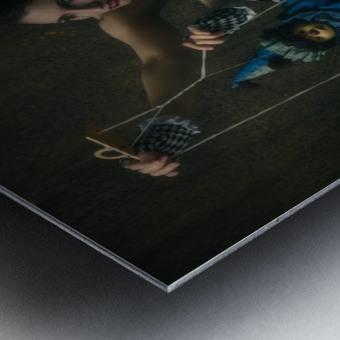 Marie-Jo II Metal print