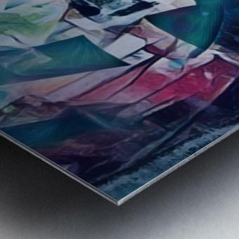 Crystal Parade Of The Jewel Fruits Metal print