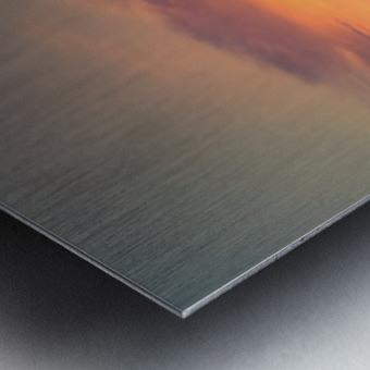 Meotoiwa Metal print