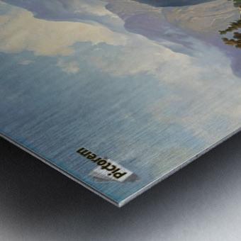 Hardanger Fjord Metal print