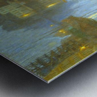 Ghent by Baertsoen Metal print
