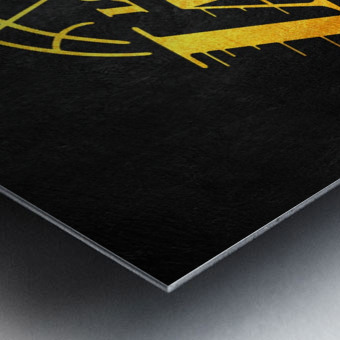 Lakers 2 Metal print