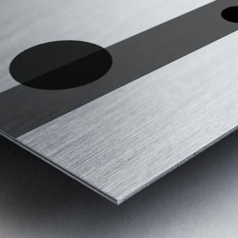 MATH 1 Metal print