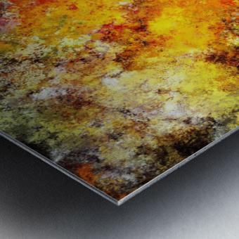 Blistering 2 Metal print