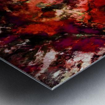 Impulse 3 Metal print