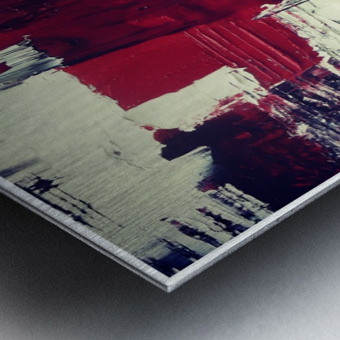 reinventing cassiopeia Metal print