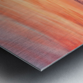 Energized Metal print