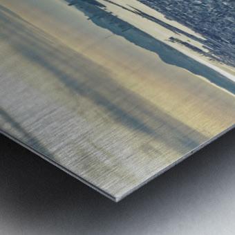 San Francisco Skyline From Berkeley  Metal print