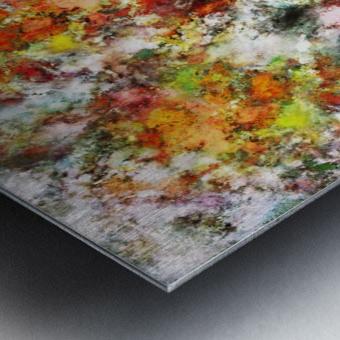 Spangle Metal print