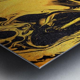 Marble XXXVI Metal print