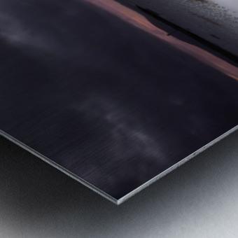 Machynys sunset Metal print
