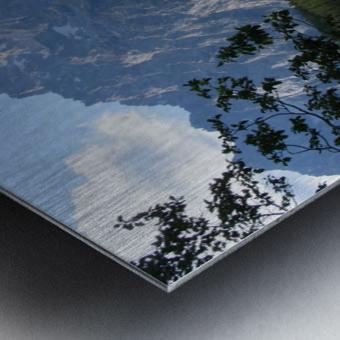 Boulder Island Respite 1 Metal print