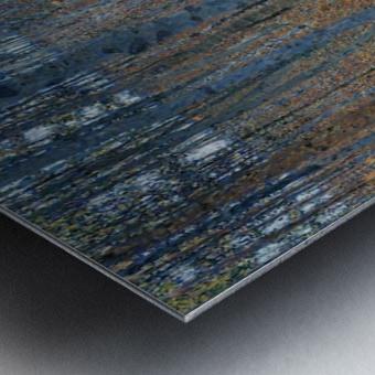 Klimt - Beech Grove I Metal print