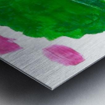 Myona tree Metal print
