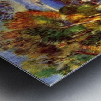 Le Staque Metal print