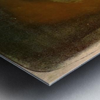 Loie Fuller 2 by Toulouse-Lautrec Metal print