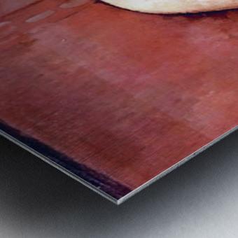 Modigliani - Act on a sofa (Almaiisa) Metal print