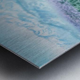 Mountains Of Sequoia  Metal print