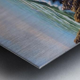 Dancing Tide Metal print