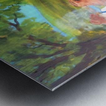 moonshiner Metal print