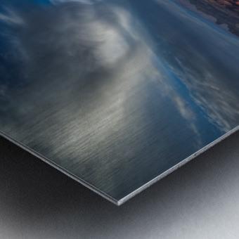 SUNRISE OVER DEAD HORSE CANYON-UTAH-6 Metal print