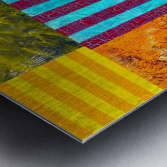 Habitat Metal print