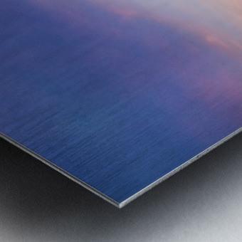 Shine on Metal print