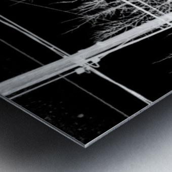 ELLERDALE Metal print