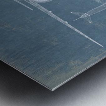777 Metal print