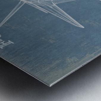 f 35 Metal print