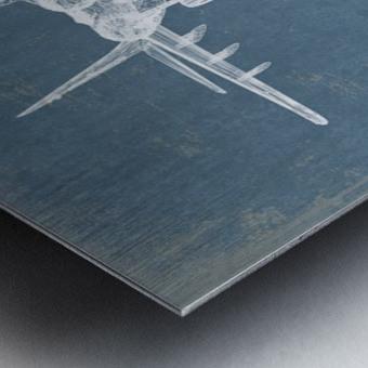 mig29a Metal print