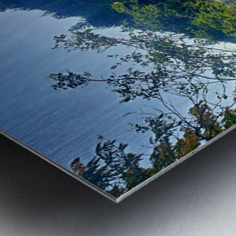 Wenatchee River  Metal print