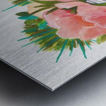 Air Force Fresh Metal print